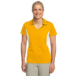 Ladies Side Blocked Polo