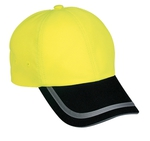 Enhanced Visibility Hat