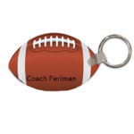 Football Key Ring (2-Sided)