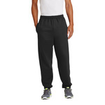 Adult Sweatpants W/ Pockets (Cuffed Bottom)