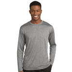 Adult Heather Contender LS T