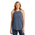 Ladies Tri Blend Rocker Tank