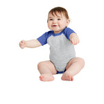 Infant Baseball Jersey Bodysuit