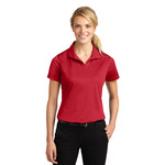 Ladies Micropique Polo